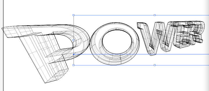 How to Create 3D Text In Illustrator