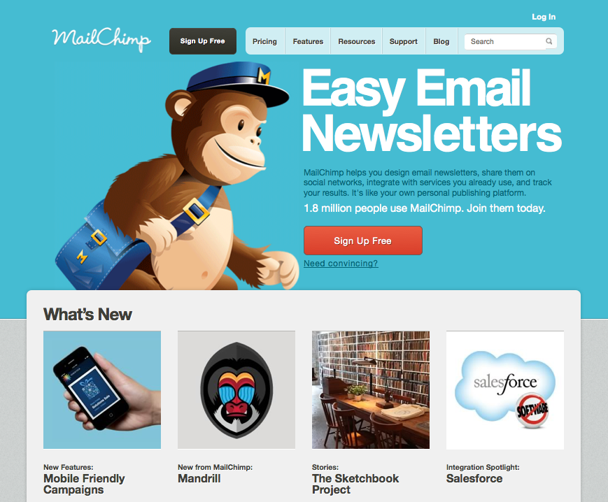 Mailchimp Tools For Designers
