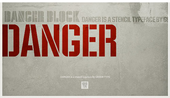 danger-awesome-free-fonts