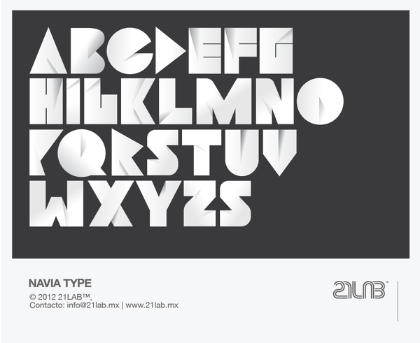 navia abstract fonts 10 abstract fonts that make bold statements