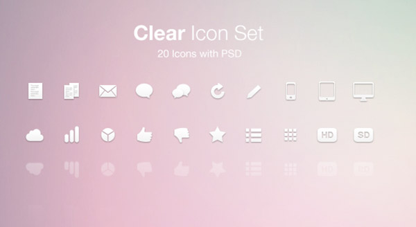 Clear-Free-Photoshop-Icon-sets