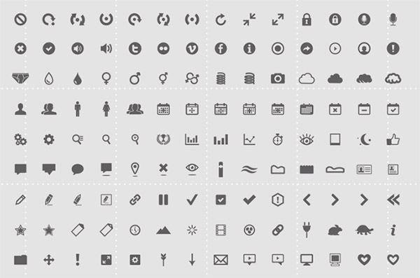25 fabulous free photoshop icon sets creative beacon 126 icons free photoshop icon sets reheart Choice Image