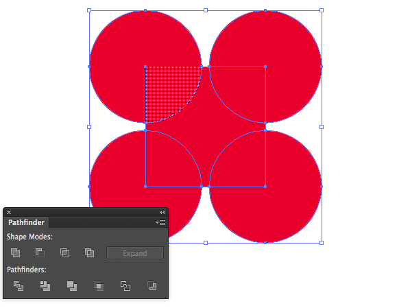 Shape Builder Tool Shapes In Illustrator