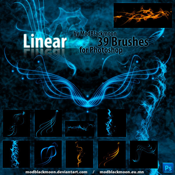 linear_magic_Photoshop_brushes