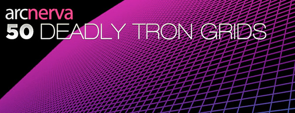 tron_grids_free_Photoshop_brushes