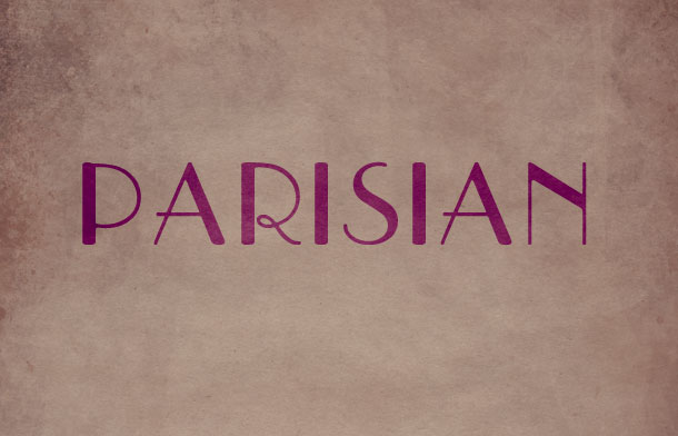 Parisish Free Retro Fonts