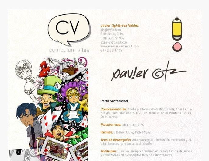 10 creative resumes to inspire you