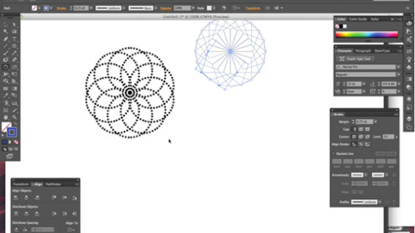 Quick Pattern Tricks in Illustrator
