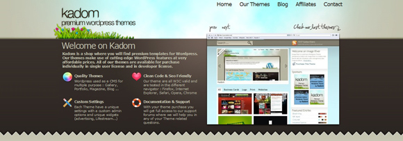 Css Based Websites 30