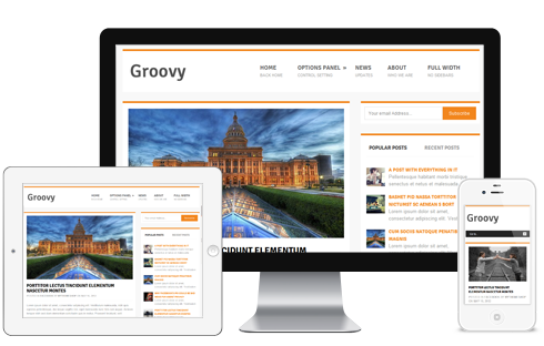 45 Great Free WordPress Themes | Creative Beacon