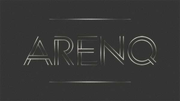 Arenq Best New Free Fonts 2014