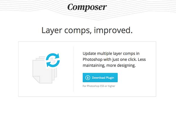 Composer Free Photoshop Extension