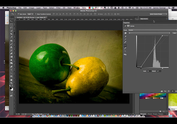 lab mode in Photoshop