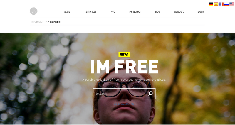 Get Your Flawless and Free Images from IM Free