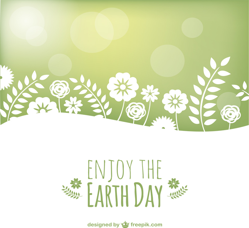 Free Earth Day Vector Designs Vines