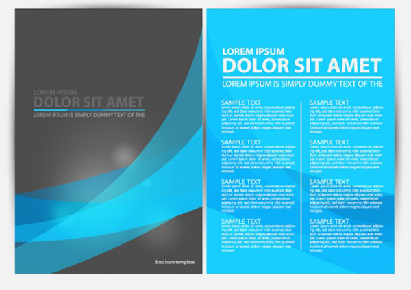 Free Brochure Templates Creative Beacon - Free template brochure download