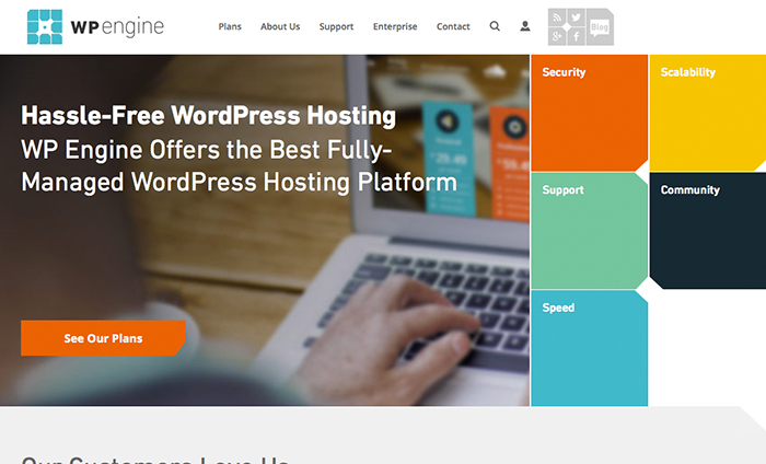 WP Engine: Web Hosting Provider