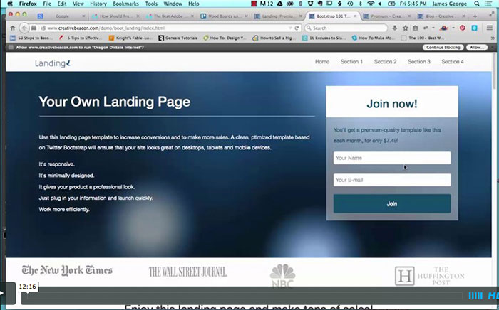 Landing pages - Killer Tips