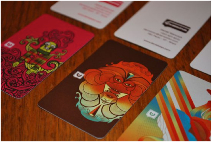 colorful-creative-cards - Business Card Printing Services