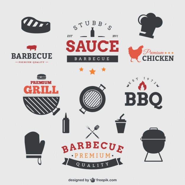 barbecue-badges