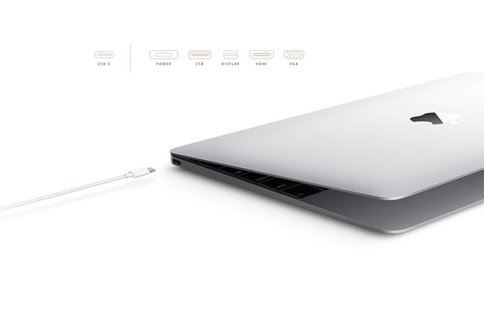 New Macbook - no magsafe