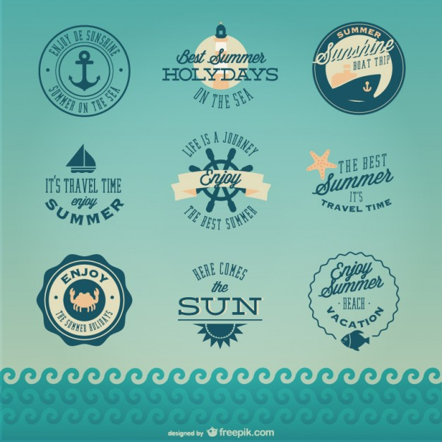retro-nautical-cruise-badges