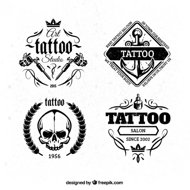tattoo-badges
