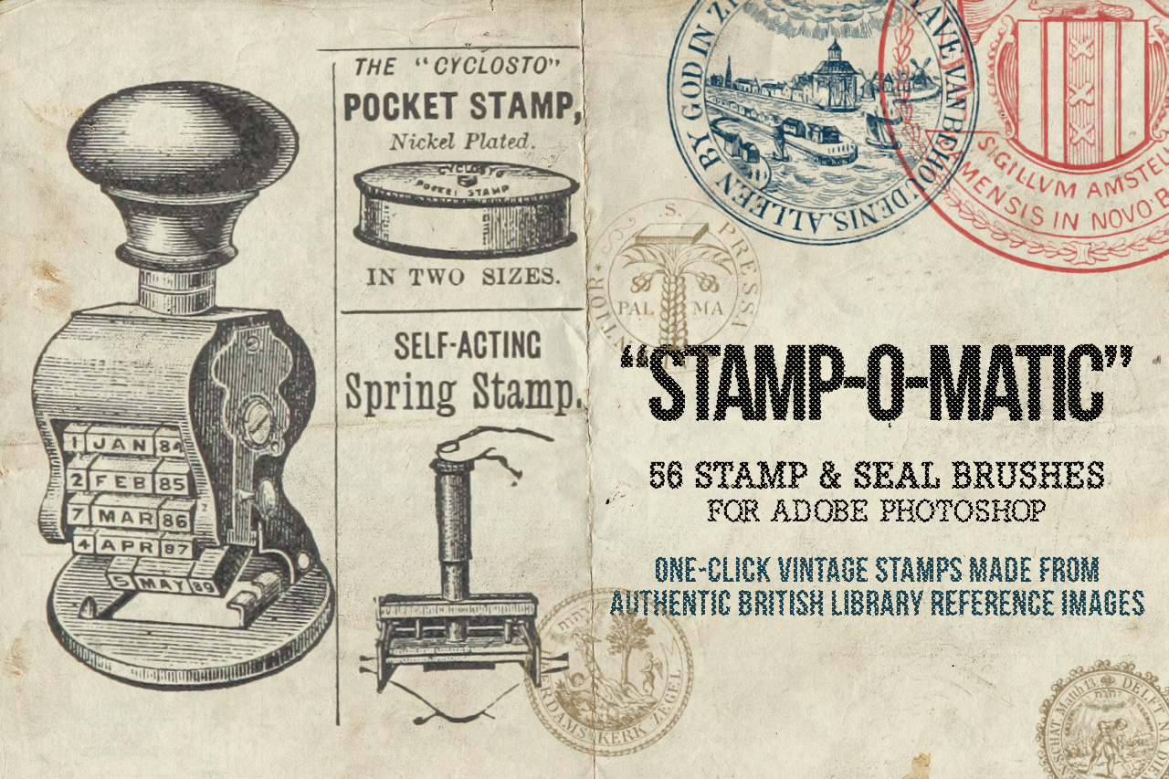 Stamp-O-Matic