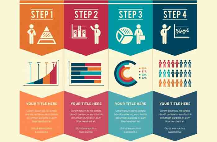 8 Awesome Free Infographic Sets