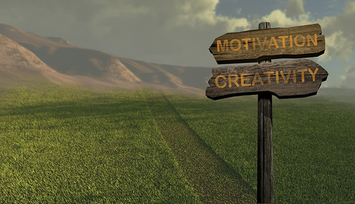 Creativity Roadblocks: Self-Criticism and Motivation Deficit