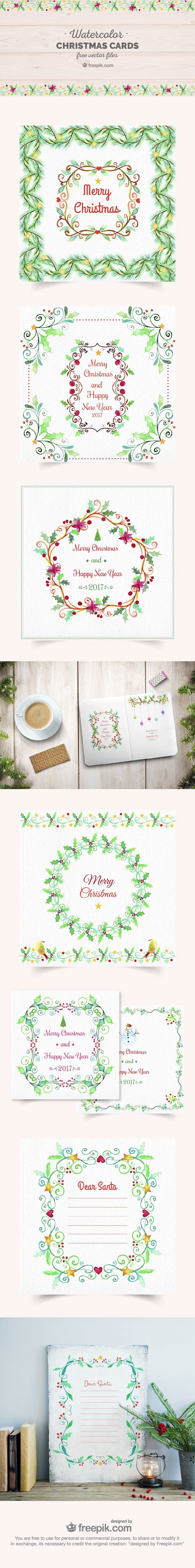 free christmas card designs