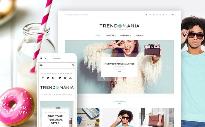 30+ Best Creative WordPress Themes to Make Any Business Shine in 2017