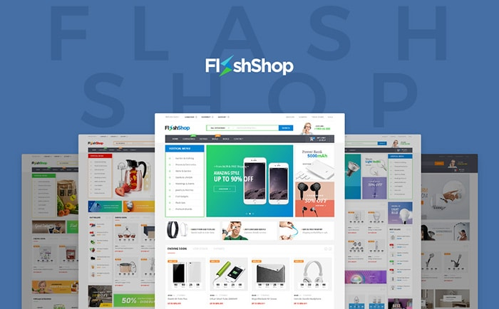 p - Multipurpose Premium WordPress Theme WooCommerce Theme