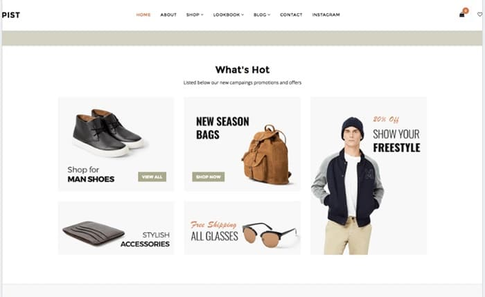 - Responsive Stylish eCommerce WordPress Theme WooCommerce Theme