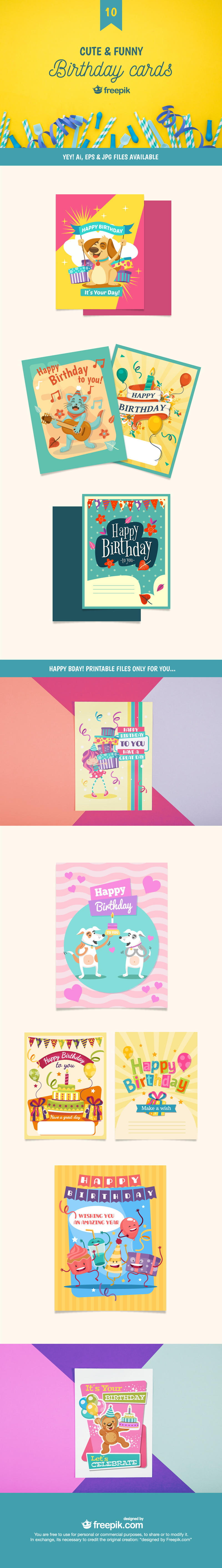 free birthday card designs