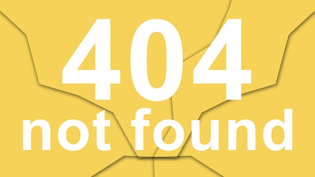 How to Track 404 errors like a pro