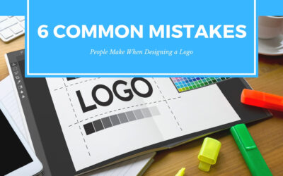 6 Common Mistakes People Make When Designing a Logo