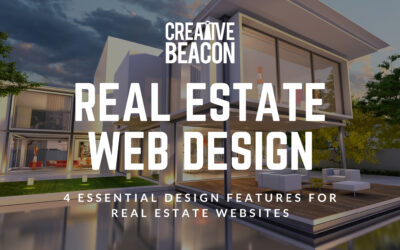 Real Estate Web Design: 4 Essential Design Features For Real Estate Websites